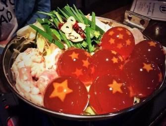 Le plat japonnais aux 7 boules de cristal pour les fans de Dragon Ball