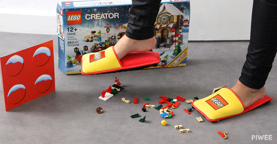 chaussons LEGO3