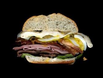 Scanwiches : Coupe anatomique de sandwiches