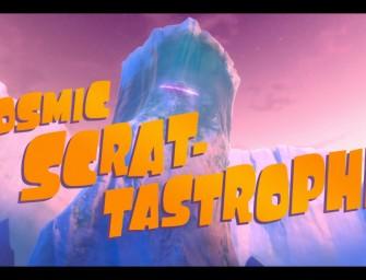 Cosmic Scrat-tastrophe : Le retour du célèbre écureuil et des ses aventures