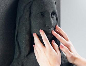 Unseen Art Project : L'art au bout des doigts pour les malvoyants