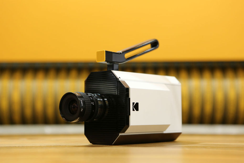 caméra Super-8