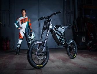 Kuberg Freerider, une moto électrique qui en a sous la pédale !