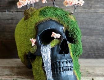 L'art Memento Mori :  Souviens-toi que tu vas mourir par Andrew Firth