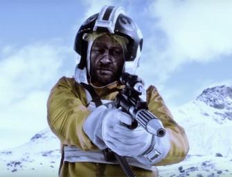 Rebel Scum : Un fan film Star Wars dans les plaines gelées de la planète Hoth