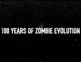 100 ans de zombies résumé en 3 minutes