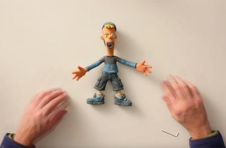 animation en stop motion 2