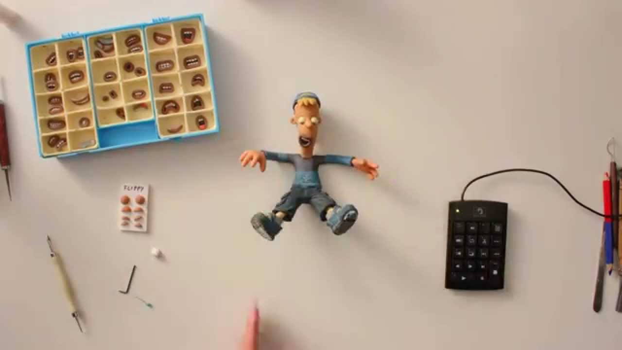 animation en stop motion