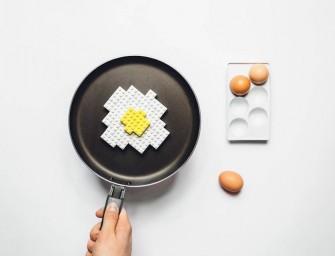 Ces petites choses du quotidien réinterprèté à l'aide de Lego