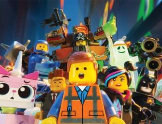 Rétrospective cinématographique en Lego des films qui auront marqué 2015
