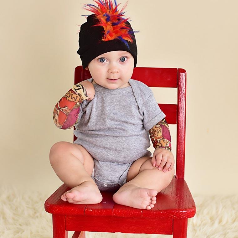 Baby Tattoo Sleeve Shirts2