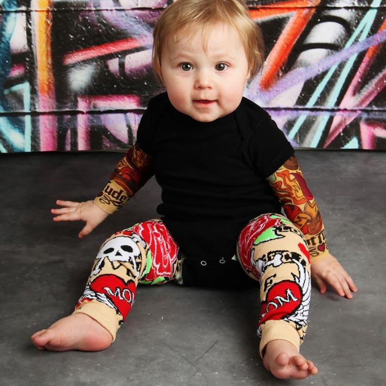 Baby Tattoo Sleeve Shirts3