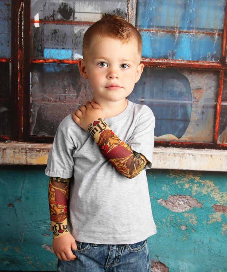 Baby Tattoo Sleeve Shirts4