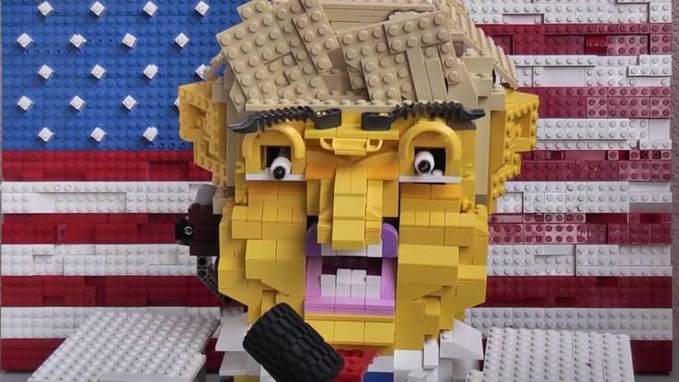 LEGO Donald Trump2