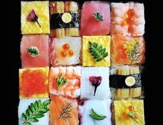 Mosaic Sushi : la nouvelle tendance dans le monde du Sushi