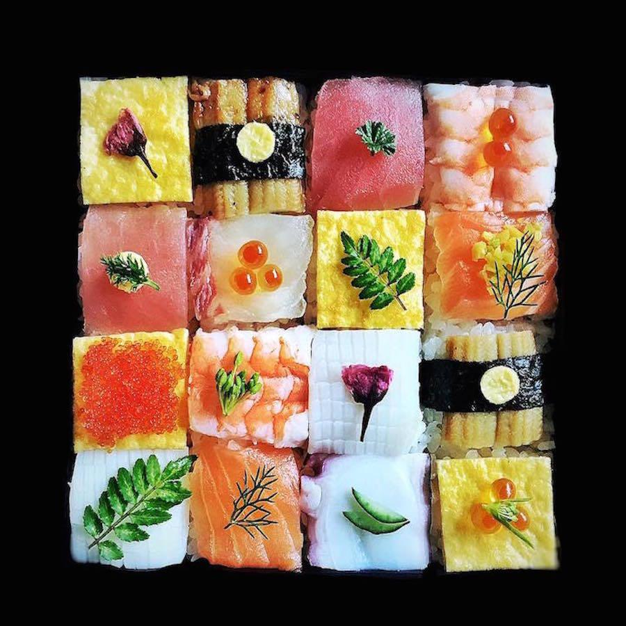 Mosaic Sushi2