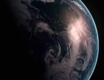 A day in the life of earth, la Terre vue de l'espace