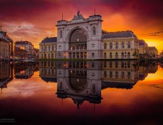 La vraie beauté de Budapest par le photographe Mark Mervai