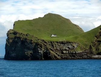 Certainement l'une des habitations les plus isolées au monde