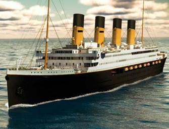 Titanic II : Un nouveau prendra la mer en 2018